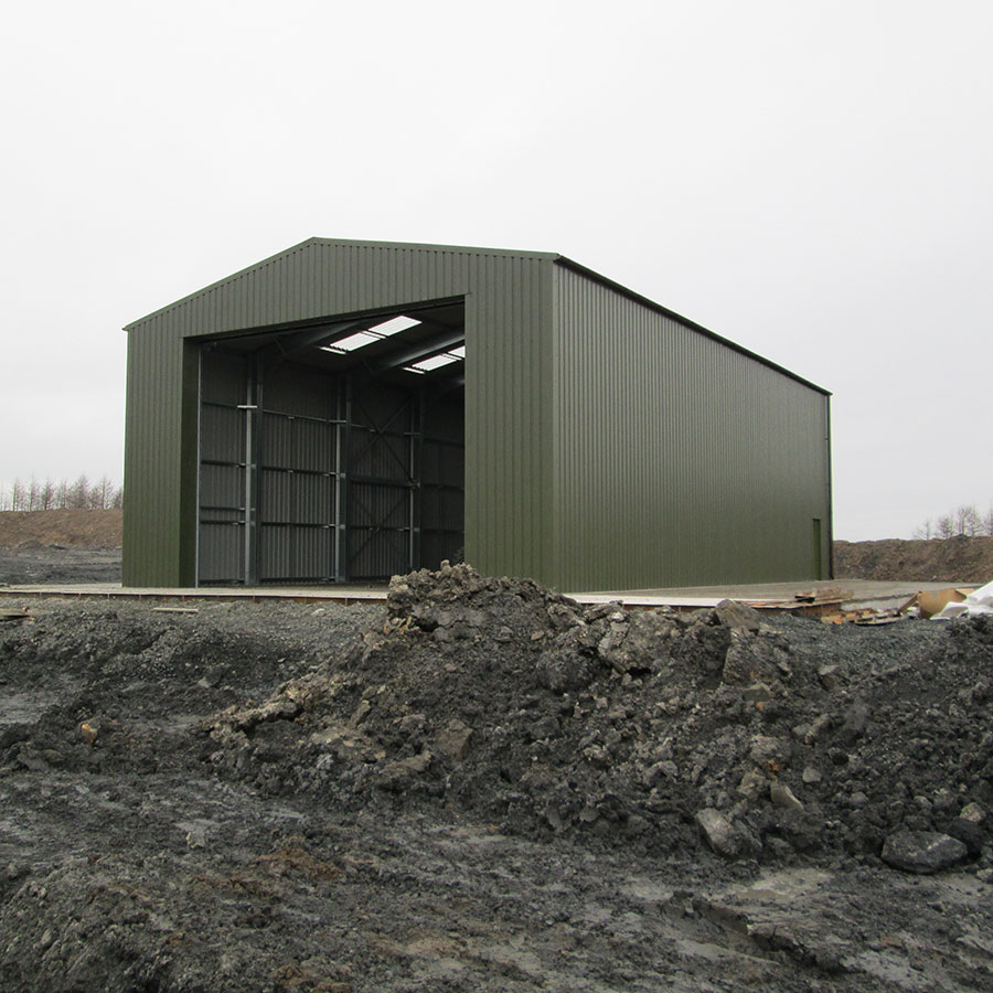 Large Storage Building