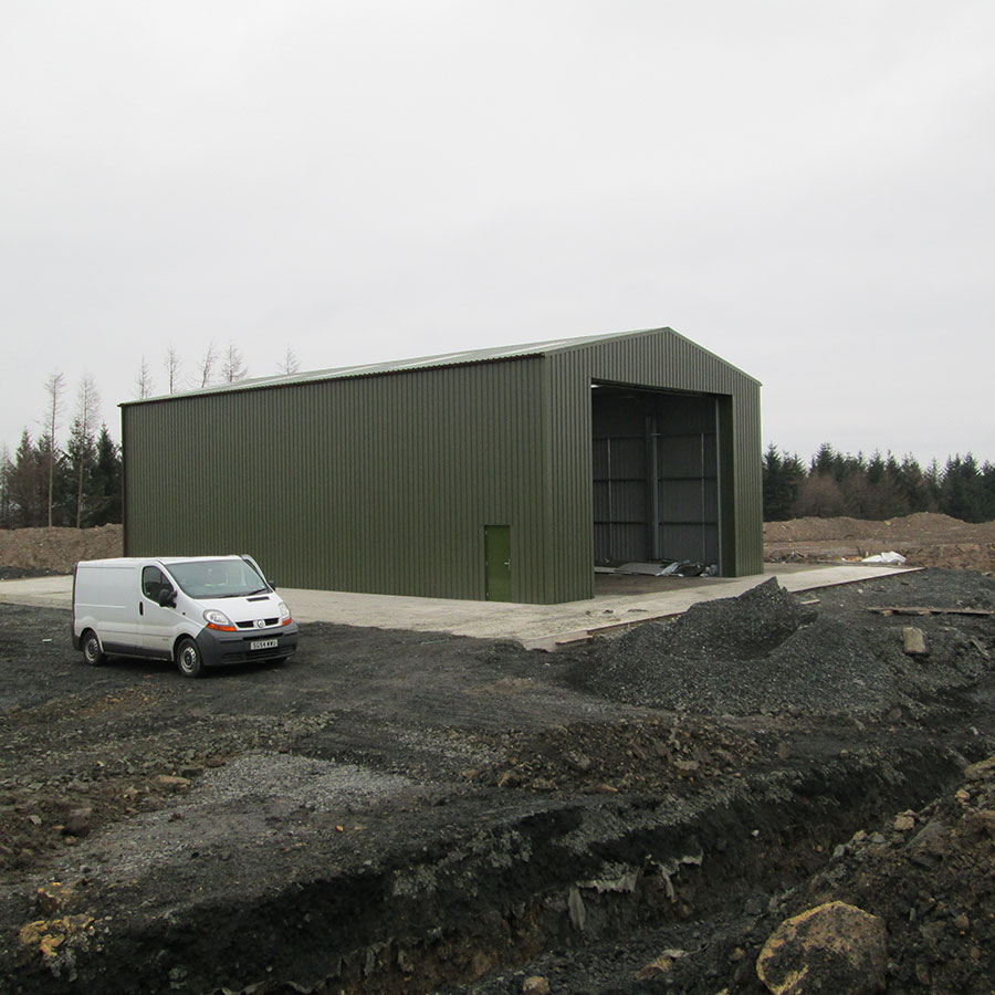 Large Storage Building thumb 2