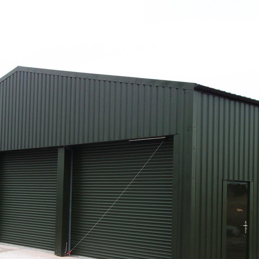 Aircraft Hangar Steel Building thumb