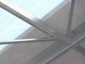 general steel framed building