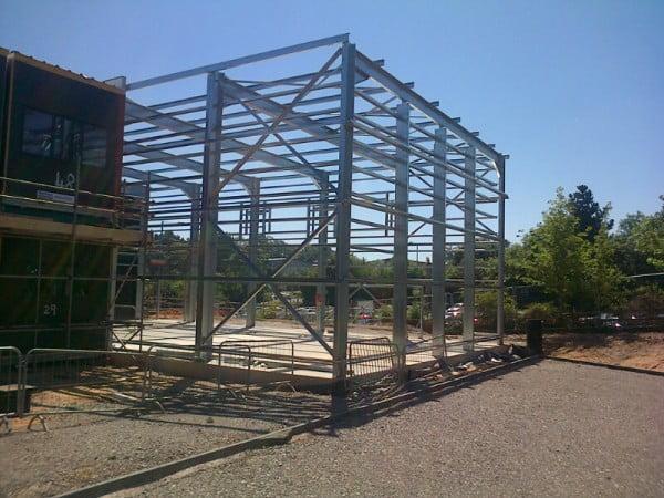 Used Steel Framed Buildings : Used steel buildings from steelbuildings uk bewdley