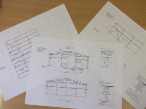 technical steelbuilding information and drawings