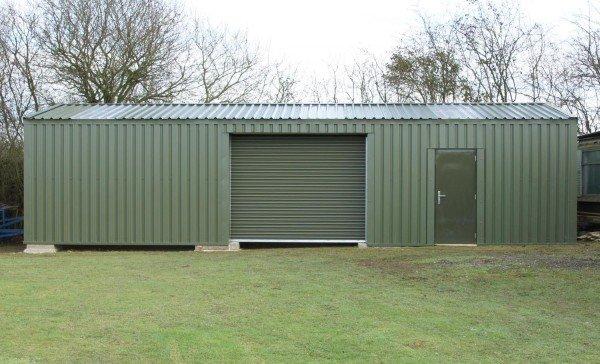 Steel Garages Bewdley Worcestershire Steelbuildings