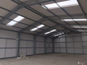 Industrial Steel Buildings in West Midlands