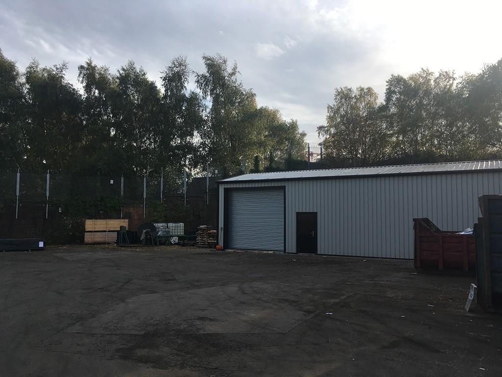 portal steel building case study
